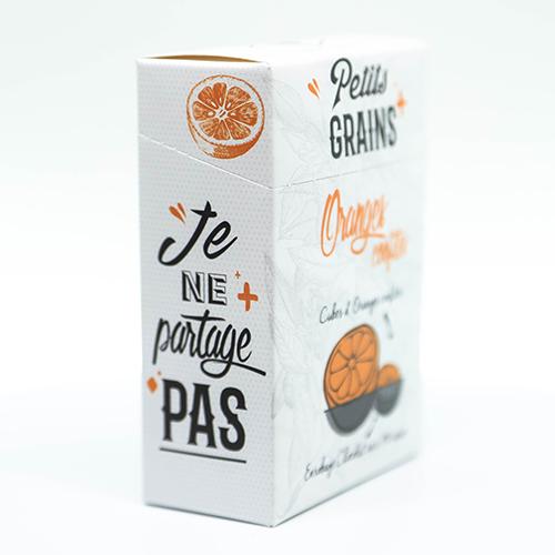 oranges confites chocolat petits grains fruidoraix aix-en-provence