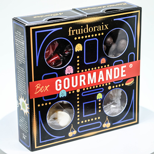 box gourmande domino Fruidoraix calissons
