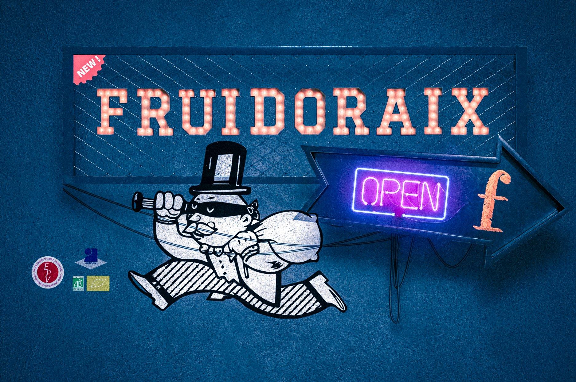 Confiserie Fruidoraix / Calissons / Nougat / Chocolat Bio