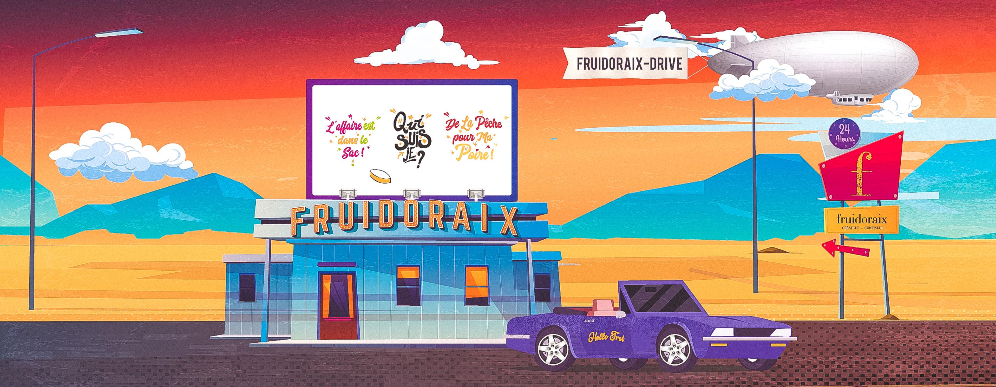 Calissons D'aix en Provence // Fruidoraix drive